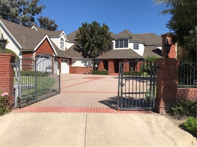 Single Family Home For Sale: 25732 Bucklestone Drive