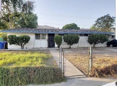 Pomona Single Family Home For Sale: 2291 Belinda Avenue