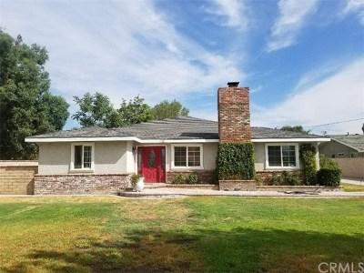 Bloomington Single Family Home For Sale: 18146 Santa Ana Avenue