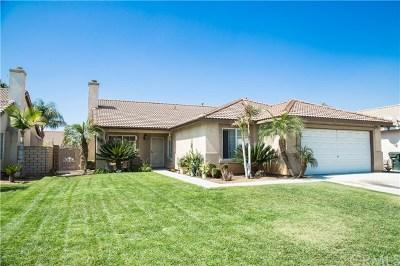 Riverside Single Family Home For Sale: 4313 Friesian Lane