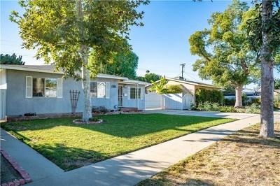 Lake Balboa Single Family Home For Sale: 7239 Amestoy Avenue