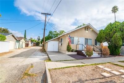 Riverside Single Family Home For Sale: 4041 1st Street