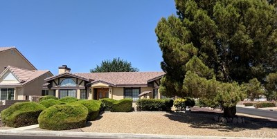 Helendale Single Family Home For Sale: 27072 Pirateer Lane