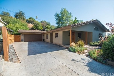 Pasadena Single Family Home For Sale: 286 Redwood Drive