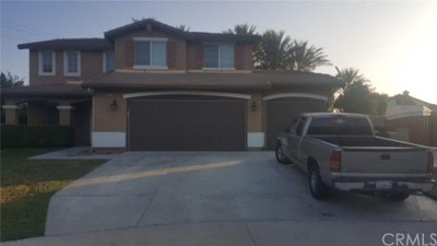 Eastvale Single Family Home For Sale: 13812 Hollywood Avenue