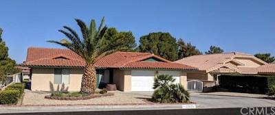 Helendale Single Family Home For Sale: 27975 Fairacres Lane