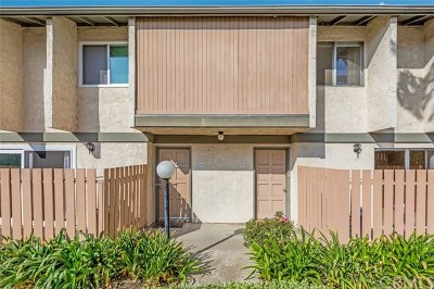 Hacienda Heights Condo/Townhouse For Sale: 2300 S Hacienda Boulevard #E2