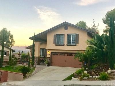 Walnut Single Family Home For Sale: 1118 Moscada Avenue