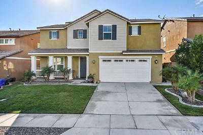 Fontana Single Family Home For Sale: 4812 Clarence Way
