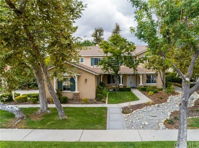 Rancho Cucamonga Single Family Home For Sale: 5140 Lancia Court