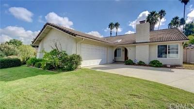 San Dimas Single Family Home For Sale: 1464 Avenida Loma