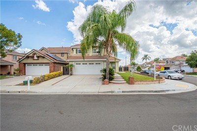 Chino Hills Single Family Home For Sale: 18067 Arroyo Lane