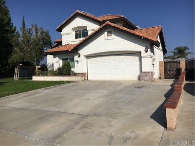 Rialto Single Family Home For Sale: 3563 N Silver Berry Drive