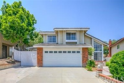 Chino Hills Single Family Home For Sale: 15904 Oak Canyon Drive