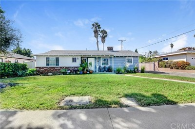 Pomona Single Family Home For Sale: 1319 Claremont Place