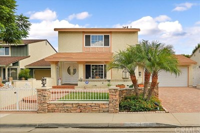 West Covina Single Family Home For Sale: 2648 Greenbriar Place