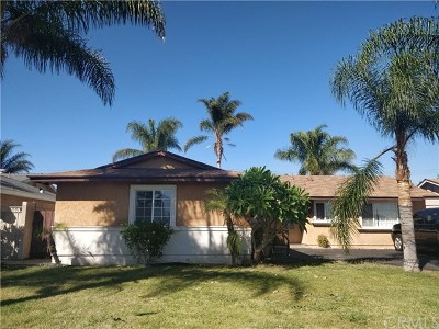 Ontario CA Single Family Home For Sale: $415,000