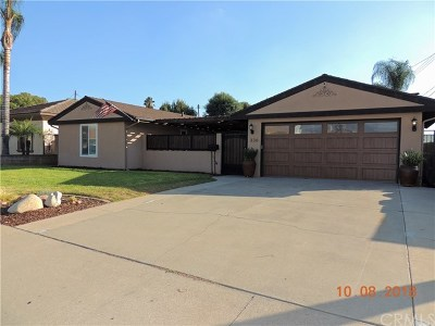 Pomona Single Family Home For Sale: 336 Fuego Avenue