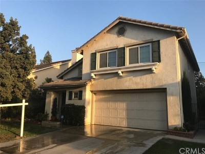 Azusa Single Family Home For Sale: 528 Hidden Valley Drive