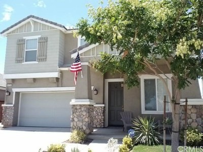 Hesperia Single Family Home For Sale: 8750 Westwood Avenue