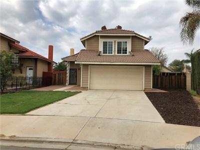 Moreno Valley Single Family Home For Sale: 24342 Kurt Court