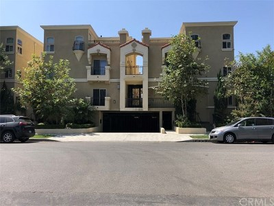 North Hollywood Condo/Townhouse For Sale: 5737 Camellia Avenue #115