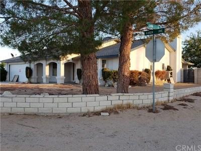 California City Single Family Home For Sale: 9600 Karen Avenue