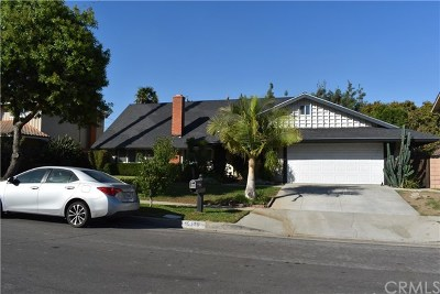 Hacienda Heights Single Family Home For Sale: 15579 Adelhart Street