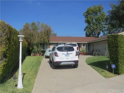 Diamond Bar Single Family Home For Sale: 142 S Pintado Drive