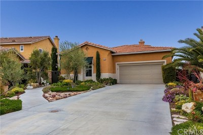 Temecula Single Family Home For Sale: 33720 Summit View Place
