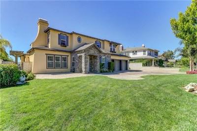 Rancho Cucamonga Single Family Home For Sale: 9655 Hillside Road