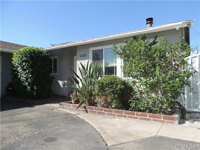 Upland Single Family Home For Sale: 1333 Monte Verde Avenue