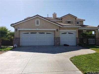 Fontana Single Family Home For Sale: 16569 Albany Way