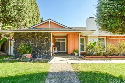 Diamond Bar Single Family Home For Sale: 2464 Harmony Hill Drive