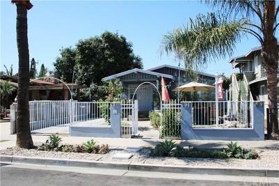 Santa Ana Single Family Home For Sale: 606 S Ross Street