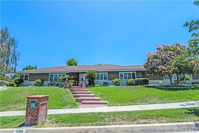 West Covina Single Family Home For Sale: 3311 E Whitebirch Drive