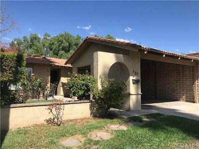 San Dimas Single Family Home Active Under Contract: 707 Via Los Santos