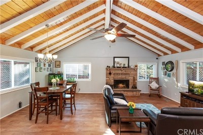 Wrightwood Single Family Home For Sale: 5517 Easter Drive