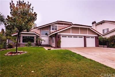 Upland Single Family Home For Sale: 1705 Redwood Way