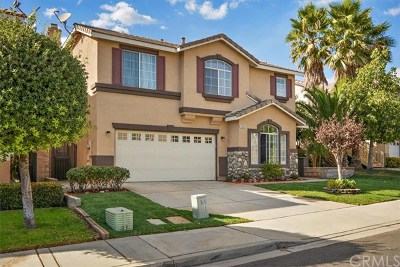 Fontana Single Family Home For Sale: 5896 Pine Valley Drive