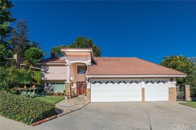Hacienda Heights Single Family Home For Sale: 3205 Canal Point Drive