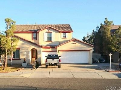 Adelanto Single Family Home For Sale: 11066 Everest Street