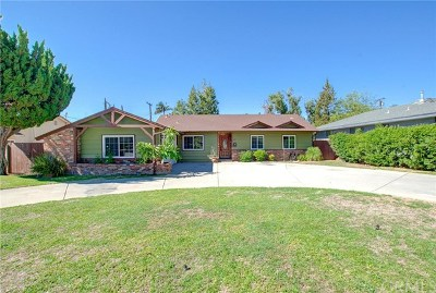 Glendora Single Family Home For Sale: 331 Humphreys Way
