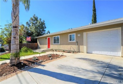 Chino Hills Single Family Home For Sale: 4186 Val Verde Avenue