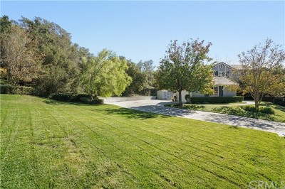 Coto de Caza Single Family Home For Sale: 6 Hidden Oaks