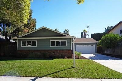 Riverside Single Family Home For Sale: 6166 Rhonda Road