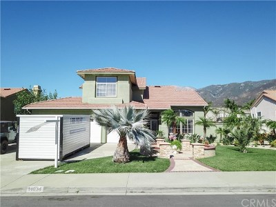 Rancho Cucamonga CA Single Family Home For Sale: $725,000