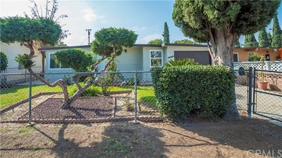 Hacienda Heights Single Family Home For Sale: 15854 Clarkgrove Street