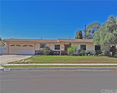 Ontario CA Single Family Home For Sale: $424,900