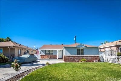Pico Rivera Single Family Home For Sale: 7347 Loch Alene Avenue